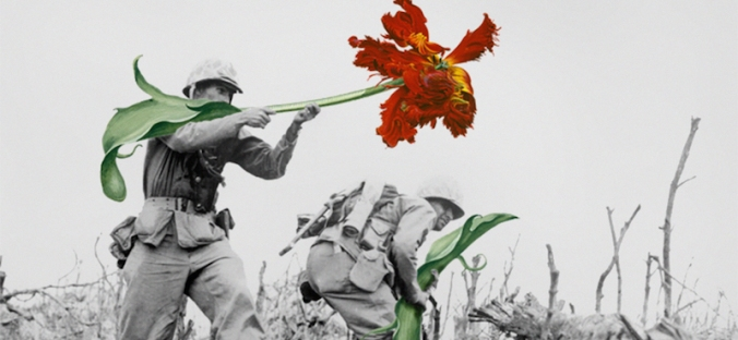 guns-flowers-vintage-photos-collages-blick-fb
