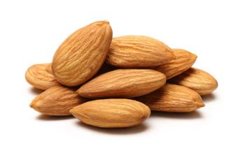 10 almonds
