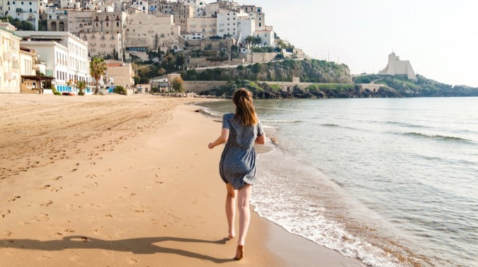 Rome beach